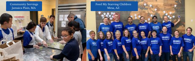 SDC Volunteer Day 2019
